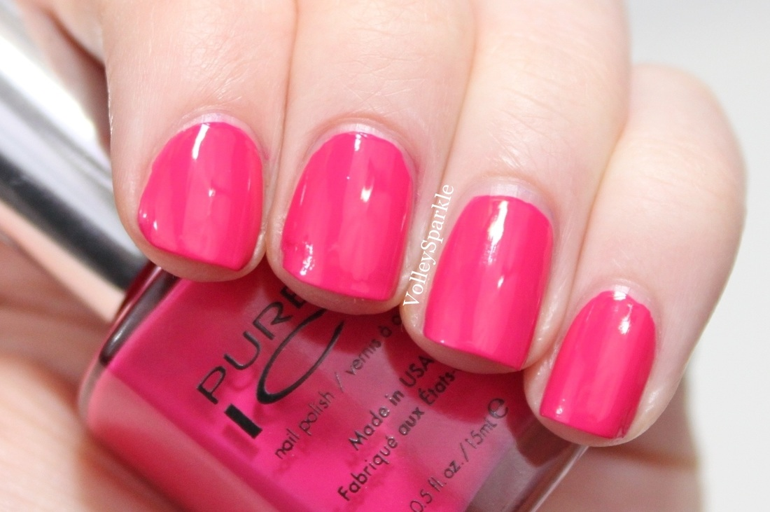 Pure Ice Nail Polish Review Nail Ftempo
